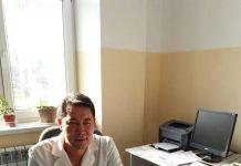 Заведующий приёмным отделением БСМП Шымкента Сабит Байбосынов
