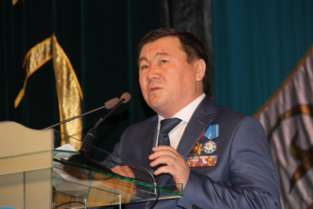 Шарипбай Утегенов