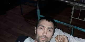 В Шымкенте ищут родственников мужчины