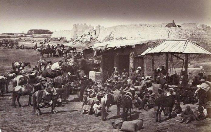 Уникальные фотографии Старого города