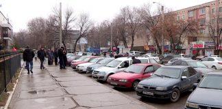 Бесплатные парковки в Шымкенте