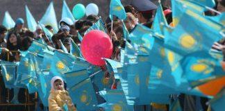В Казахстане счастливые люди