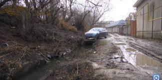 Улица Мичурина в Шымкенте