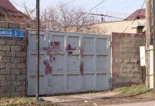 Тройное убийство в Шымкенте