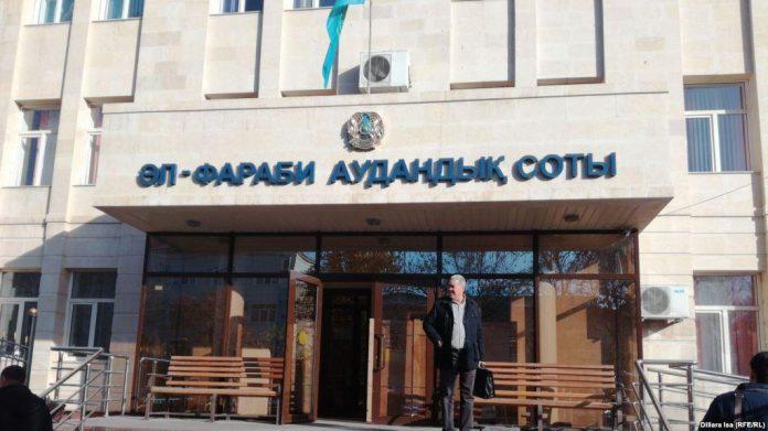 В Шымкенте начался суд над обвиняемым в