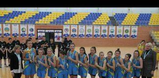 Баскетбольная команда из ЮКО