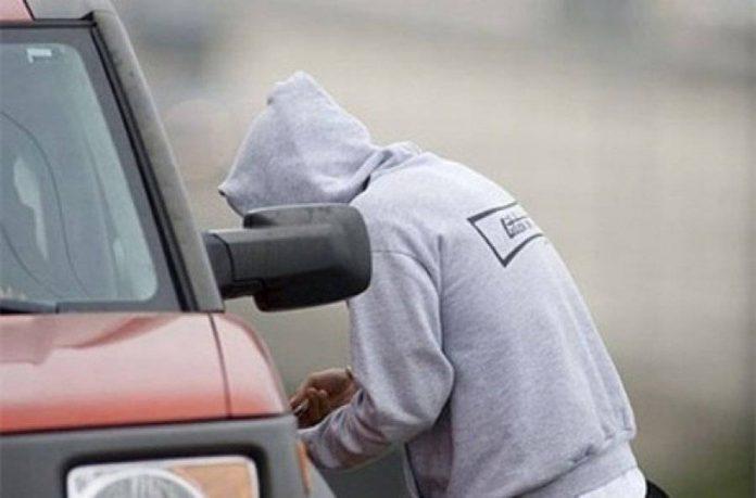 Полицейские Шымкента задержали автовора