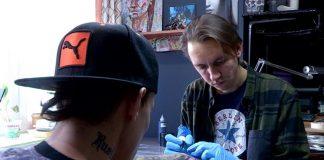 Татуировки как смысл жизни