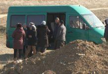 Жители шымкентского поселка Достык оказались отрезанными от мира