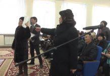 """Встречи горожан с чиновниками в форме """"открытого микрофона"""" проходят в Шымкенте"""