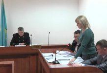 В зале суда слушается дело о вымогательстве