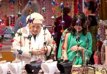 В Шымкенте открылась индийская ярмарка