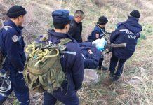 В горах Южного Казахстана спасли парня и девушку