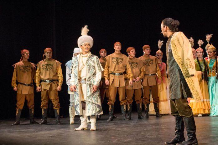 В ЮКО состоится постановка этно-фольклорного мюзикла «Қыз Жібек»