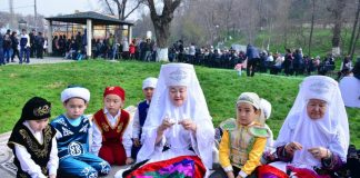 Древний фестиваль «Саиль - Кошкар ата»