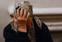 Женщина подозревается в убийстве сына