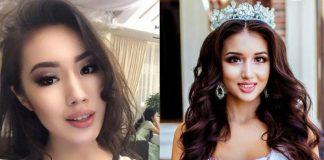 Финалистки конкурса Мисс Казахстан из Шымкента