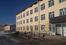 Строительство школы в ЮКО