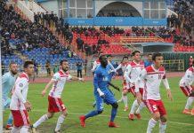 Футбольный матч с Актобе завершился со счетом 3:1 в пользу Ордабасы
