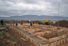 В Тюлькубасском районе построят 7 многоэтажных жилых домов по госпрограмме