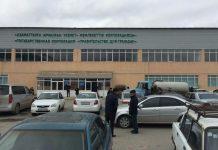 Сектор СпецЦОН в Туркестане