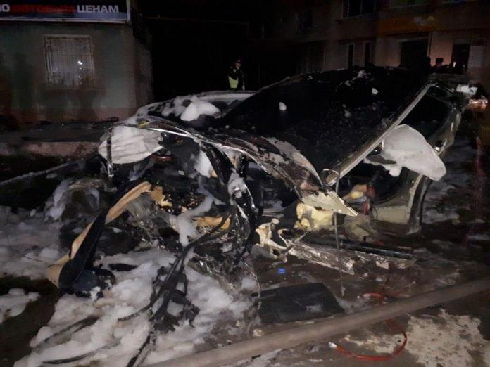 В страшном ДТП погиб водитель
