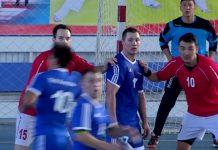 В Шымкенте сразились лучшие гандболисты страны