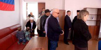 18 марта в Шымкенте выбирали президента России