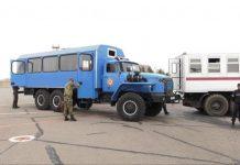 Спасатели из ЮКО направляются в Восточный Казахстан