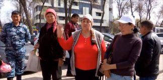 """Жители Шымкента просят вернуть остановку """"Акбар"""""""