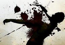 Убийство. Иллюстрация