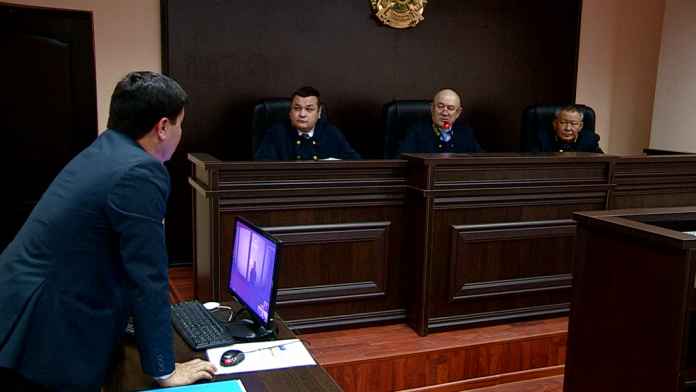 В Шымкенте началось рассмотрение протеста прокуратуры по делу «о терроризме»