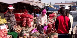 Сельхозпродукция на базарах Шымкента не подорожала