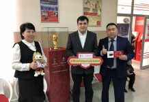 Предприниматель из Шымкента выиграл билет на FIFA 2018 от Альфа-Банка
