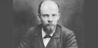 Адвокат Владимир Ленин