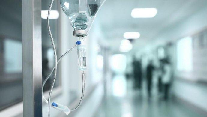 больница, капельница