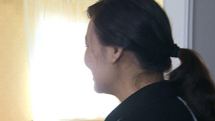 беременная жительница Шымкента