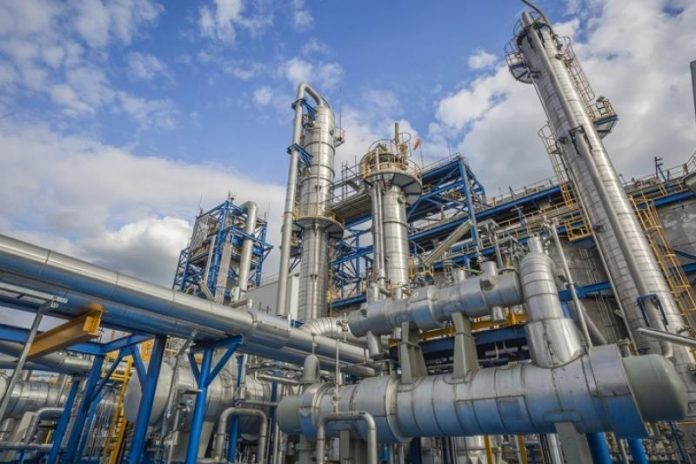 Шымкентский нефтеперегонный завод