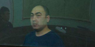 Дильрух Анарбай на суде по делу Бишимбаева