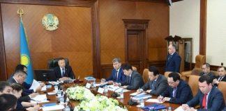 Максим Рожин назначен советником акима Южно-Казахстанской области