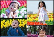 Победители городского конкурса селфи с тюльпанами