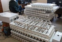 Краденые радиаторы отопления и котлы
