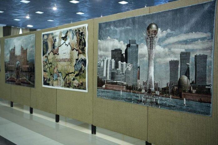 Комплексная выставка в Шымкенте