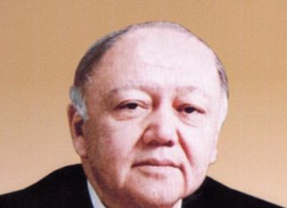 Манап Утебаев