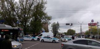 смертельный наезд в Алматы