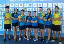 Команда ЮКО стала чемпионом страны по настольному теннису