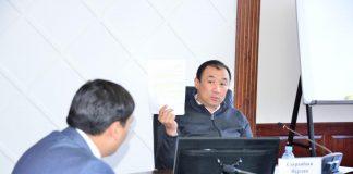 Заседание акимата по вопросам общественного транспорта города