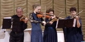 Шымкентские скрипачи