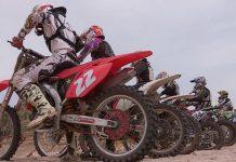 Международные соревнования по мотокроссу