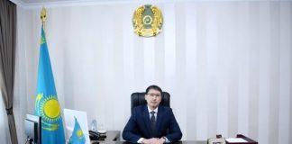 Тасжуреков Ербол Куанышевич